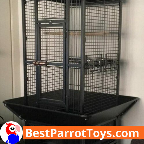 A10 Parrot Bird Cage - product review